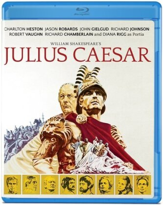Julius Caesar - Julius Caesar / (Rmst Ws) (1970) (Remastered, Widescreen)