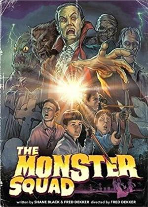 The Monster Squad (1987) (Remastered)