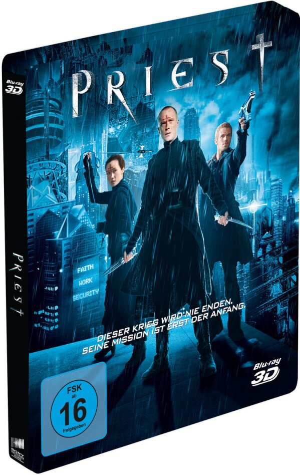 Priest (2010) (Steelbook)