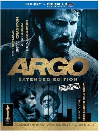 Argo (2012) (Extended Edition, 2 Blu-rays + Buch)