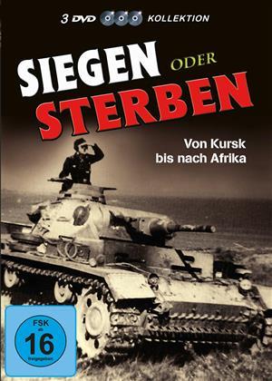 Siegen oder Sterben - Von Kursk bis Afrika (3 DVDs)