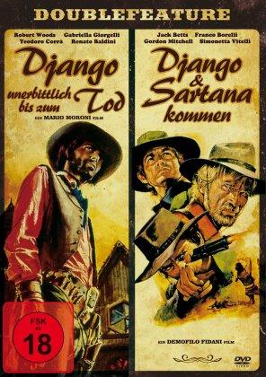 Django Box Vol. 1 - Django, unerbittlich bis zum Tod / Django und Sartana kommen