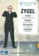 Jean-Francois Zygel - Les clefs d'orchestre - Les classiques Vol. 1 (4 DVDs)