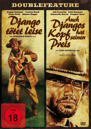 Django Box Vol. 2 - Django töte leise / Auch Djangos Kopf hat seinen Preis