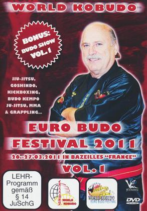 World Kobudo - Euro Budo Festival 2011 - Vol. 1