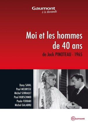 Moi et les hommes de 40 ans (1965) (Collection Gaumont à la demande, s/w)