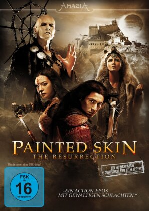 Painted Skin - The Resurrection (2012)