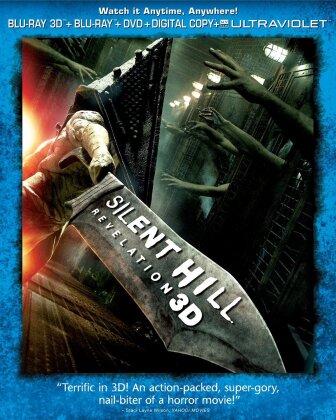 Silent Hill - Revelation (2012) (Blu-ray 3D (+2D) + Blu-ray + DVD)
