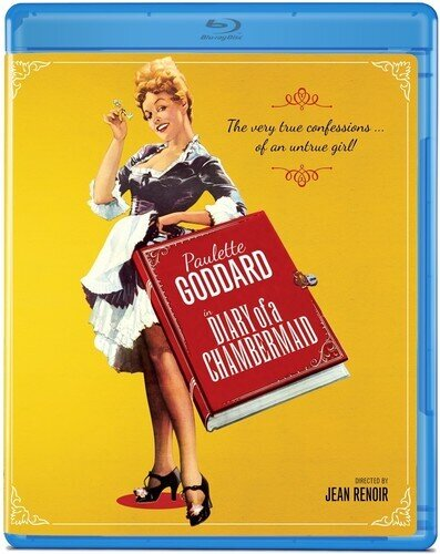 Diary of a Chambermaid (1946) (s/w, Remastered)
