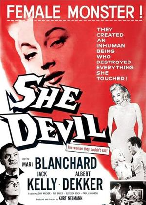 She Devil (s/w, Remastered)