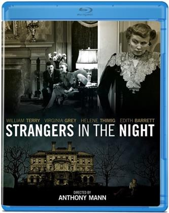 Strangers in the Night (1944) (s/w, Remastered)