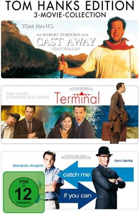 Tom Hanks Edition - Cast Away / Terminal / Catch me if you can (3 DVDs)