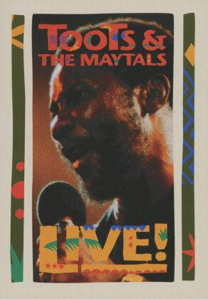 Toots & Maytals - Live!