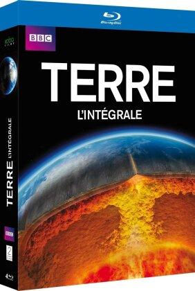 Terre - L'intégrale - Puissante planète / Planète sous influence (4 Blu-rays)