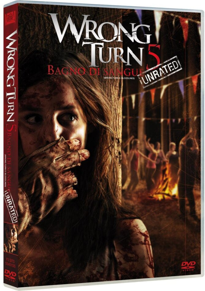 Wrong Turn 5 - Bagno di sangue (2012) (Unrated)