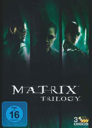 Matrix Trilogy (Amaray, 3 DVDs)