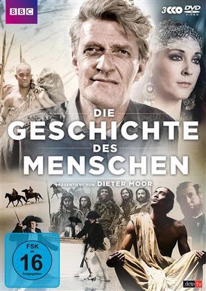 Die Geschichte des Menschen (BBC, 3 DVDs)