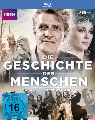 Die Geschichte des Menschen (BBC, 2 Blu-rays)