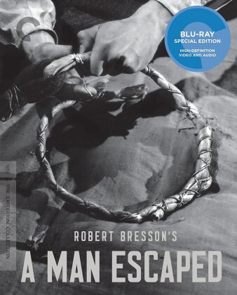 A Man Escaped (1956) (s/w, Criterion Collection)