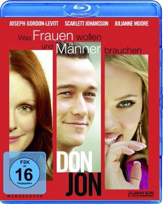 Don Jon - Was Frauen wollen und Männer brauchen (2013)