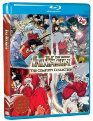 Inu Yasha: The Movie - The Complete Collection (Deluxe Edition, 2 Blu-rays)