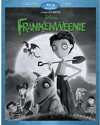 Frankenweenie (2012) (Blu-ray + DVD)