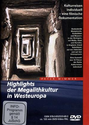 Highlights der Megalithkultur in Westeuropa