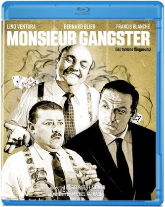 Monsieur Gangster - Les tontons flingueurs (1963) (s/w, Remastered)
