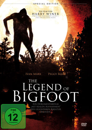 The Legend of Bigfoot (1976) (Special Edition)