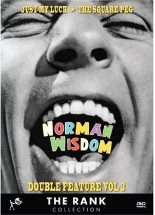 Norman Wisdom Double Feature - Vol. 3: Just My Luck / The Square Peg