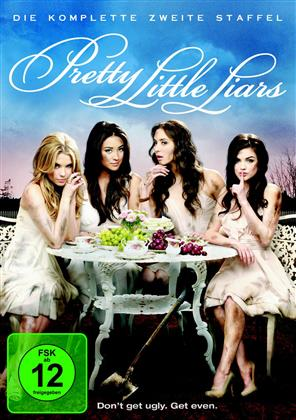 Pretty Little Liars - Staffel 2 (6 DVDs)