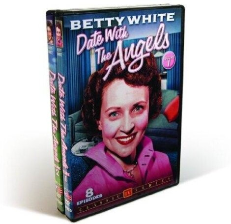 Betty White - Date with the Angels 1 & 2 (s/w, 2 DVDs)