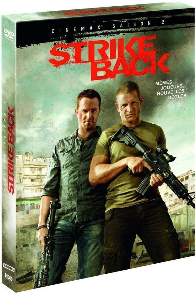 Strike Back - Saison 2 (4 DVDs)