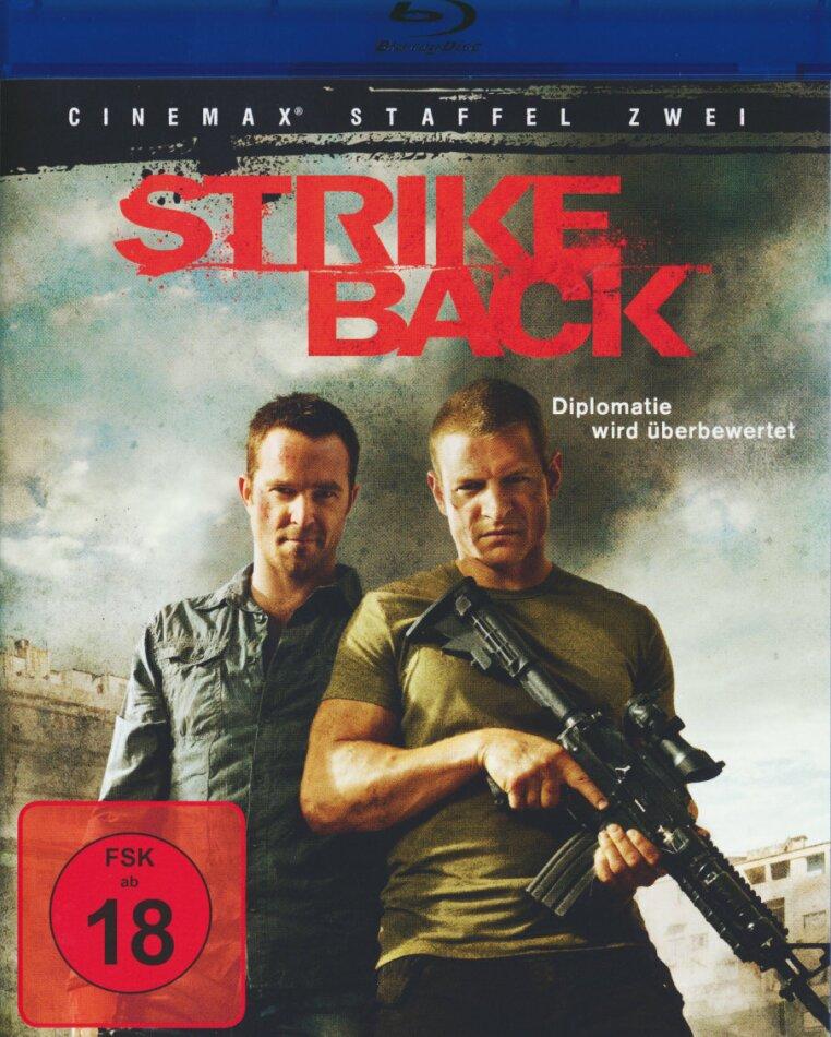 Strike Back - Staffel 2 (4 Blu-rays)