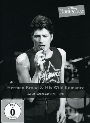 Brood Herman & Wild Romance - Live at Rockpalast