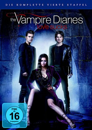 The Vampire Diaries - Staffel 4 (5 DVDs)