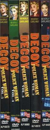 Decoy: Police Woman - Vol. 1-5 (s/w, 5 DVDs)