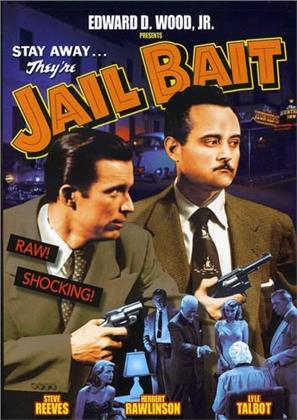 Jail Bait (1954) (s/w, Director's Cut)