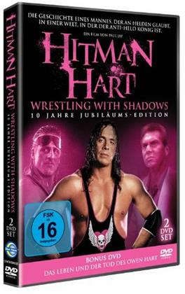 Hitman Hart - Wrestling with Shadows (10th Anniversary Edition, 2 DVDs)