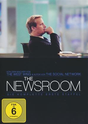 The Newsroom - Staffel 1 (2012) (4 DVDs)