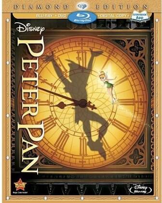 Peter Pan (1953) (Diamond Edition, 2 Blu-rays + DVD)