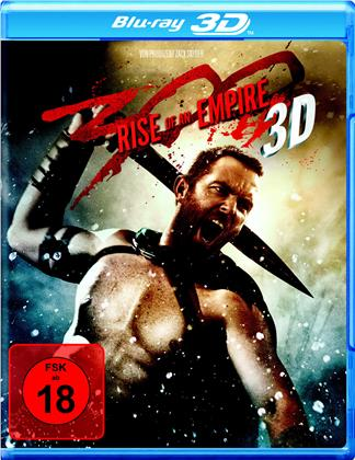 300 - Rise of an Empire (2013) (Blu-ray 3D + Blu-ray)