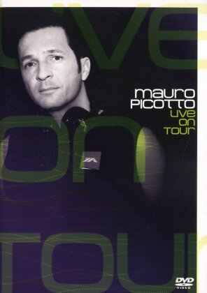 Picotto Mauro - Live on Tour