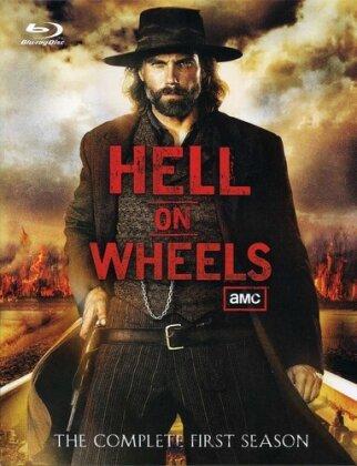Hell on Wheels - Season 1 (3 Blu-rays)