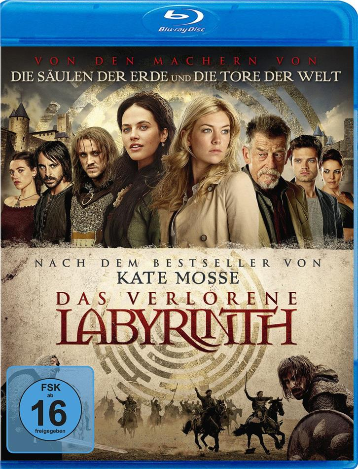 Das verlorene Labyrinth (2012) (2 Blu-rays)