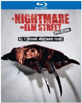 A Nightmare on Elm Street 1-7 (5 Blu-rays)