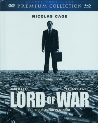 Lord of War (2005) (Premium Edition, Mediabook, Blu-ray + DVD)