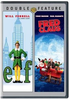 Elf / Fred Claus (Double Feature, 2 DVDs)