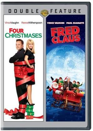 Fred Claus / Four Christmases (2 DVDs)