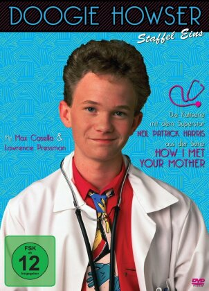 Doogie Howser M.D. - Staffel 1 (4 DVDs)